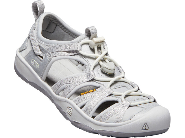 Keen Moxie Sandal Sandals Youth Silver